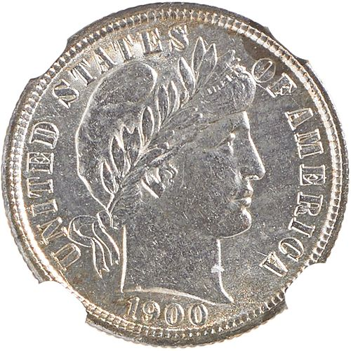 U.S. GRADED TYPE COINS