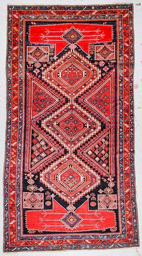 Antique Shirvan Rug, Persia: 6' x 10'11''