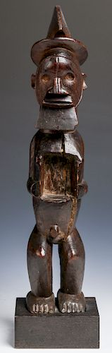 Teke Divination Idol, Late 19th/Early 20th C