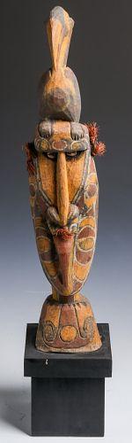 Abelam Ancestor Head, Middle Sepik, Papau New Guinea