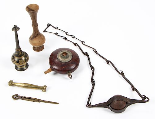 Mixed Lot of Ethnographic Artifacts