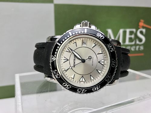 57b1ce1a764 Montblanc Meisterstuck Watch 7037 by James Auctioneers London ...
