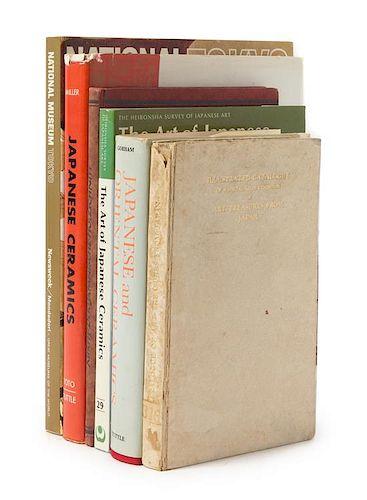 * Nine Reference Books Pertaining to Japanese Art