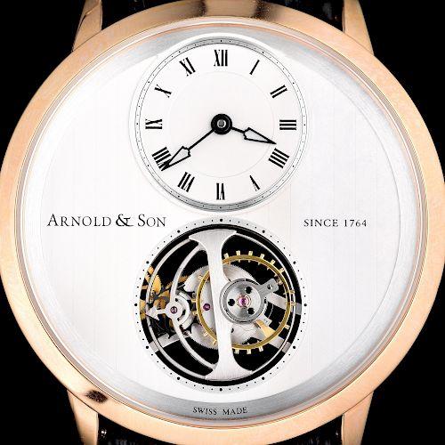 Arnold & Son Limited Edition UTTE Tourbillon, ref. 1UTAR