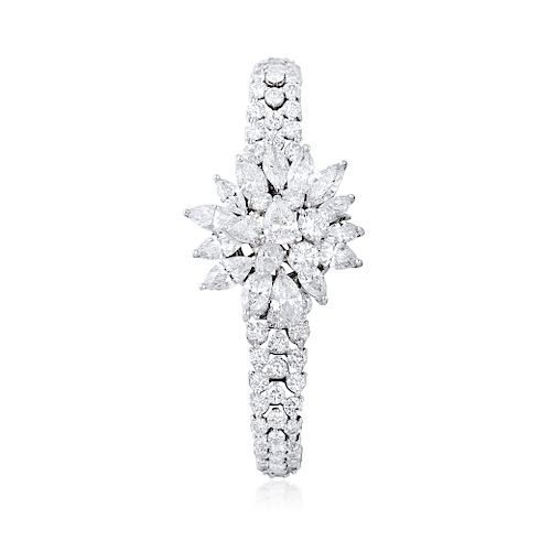 Omega Ladies Diamond Watch