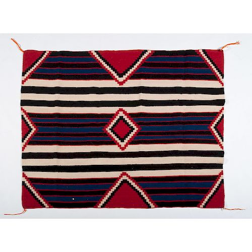 Navajo Third Phase Chief S Blanket By Cowan S Auctions