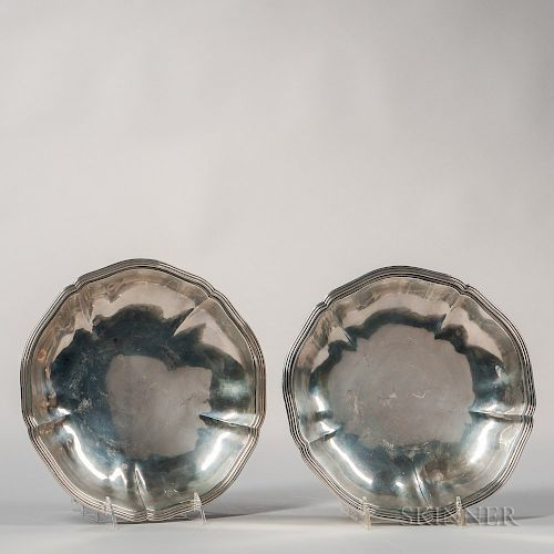 Two Arthur Stone Sterling Silver Bowls