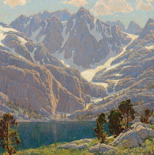 Edgar Payne (1883-1947), Solitude's Enchantment (1921)