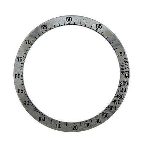 Rolex Stainless Steel Watch Bezel