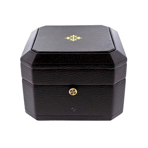 Patek Philippe Vintage Watch Box