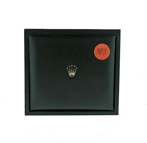 Rolex Watch Box with Card