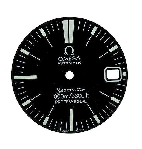 Omega Seamaster Date Watch Dial 3094