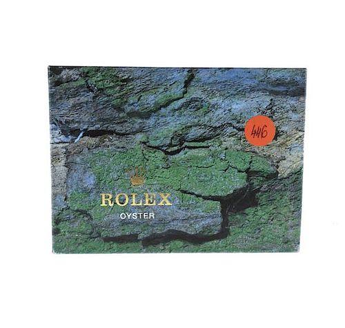 Rolex Oyster Watch Box 68.00.04