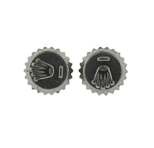 Rolex  6mm Watch Crown Lot of 2