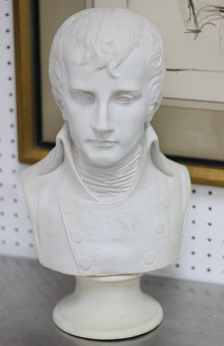 After Antonio Canova Parian Bust of Napoleon