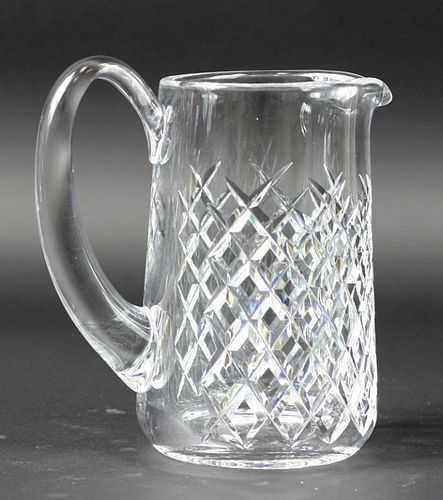 Waterford Cut Crystal Pitcher