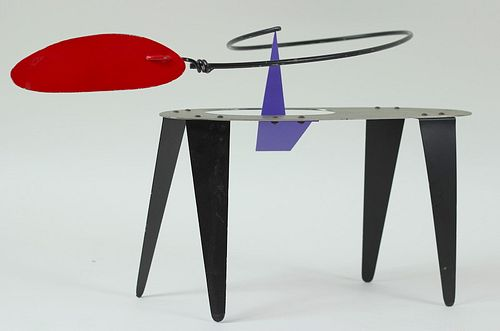 Original Brad Howe Mobile Abstract Sculpture