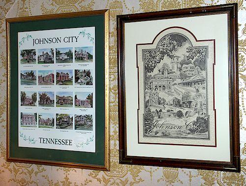Johnson City Memorabilia