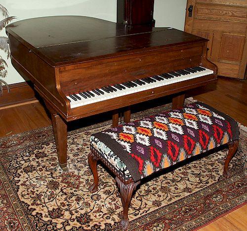 Chickering Quarter Grand Piano