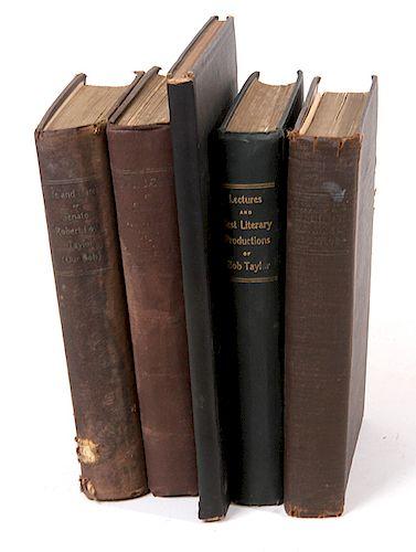 Taylor Book Lot