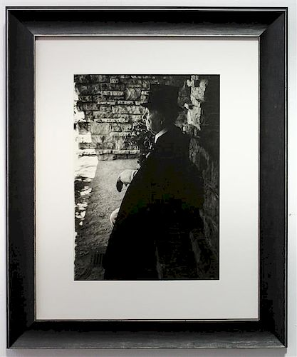 A Collection of Ten Portrait Prints, (20th century), each matted and framed uniformly