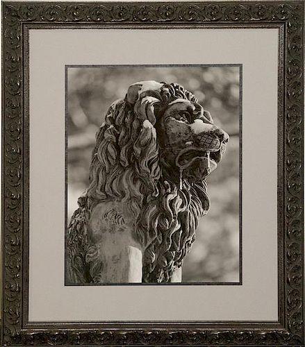 Theodore Cohen, (Israeli/American, 20th century), Stone Lion