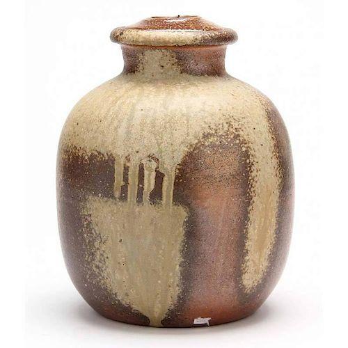 NC Art Pottery, David Stuempfle, Jar