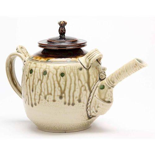 Studio Pottery, Tom Turner, Teapot