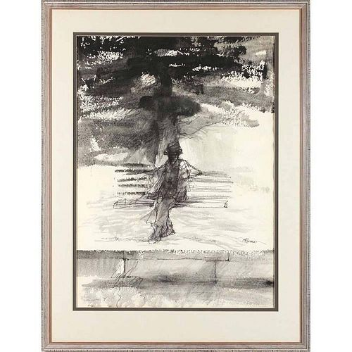 A. B. Jackson (VA, 1925-1981), Untitled