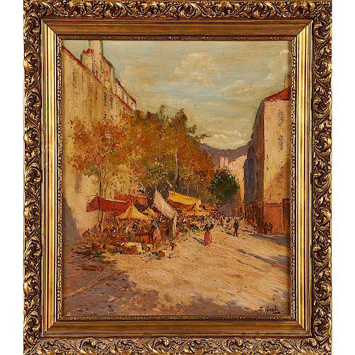 FRANÇOIS NARDI (French, 1861-1936)