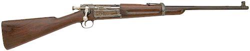 U.S. Model 1896 Krag Bolt Action Carbine by Springfield Armory