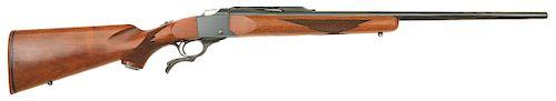 Early Ruger No.1 Medium Sporter Falling Block Rifle