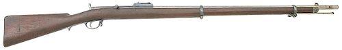 Very Rare Colt Berdan Cutaway Bolt Action Rifle