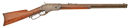 "Interesting Whitney Kennedy Small Caliber Special Order Smoothbore ""Rifle"""