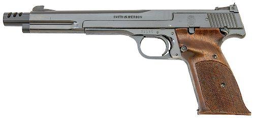 Smith and Wesson Model 41 Semi-Auto Pistol