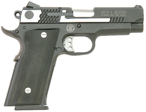 Smith and Wesson Performance Center Model 945 Semi-Auto Pistol