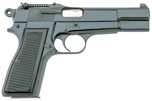 Browning Hi-Power Semi-Auto Pistol