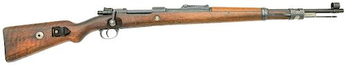 Early German K98K Bolt Action Rifle by J.P. Sauer
