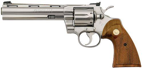 Colt Python Doouble Action Revolver