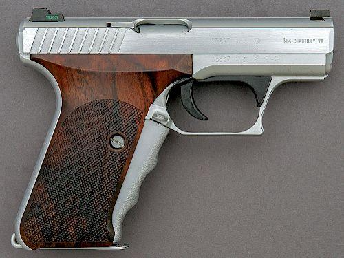 Heckler and Koch P7 M8 Semi-Auto Pistol