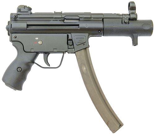 Heckler and Koch SP89 Semi-Auto Pistol
