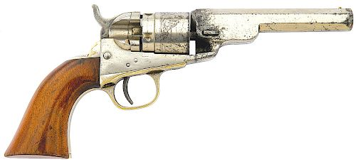 Colt Pocket Model Navy Cartridge Conversion Revolver