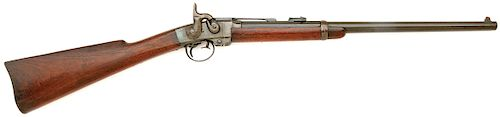 Excellent Smith Civil War Percussion Carbine by American Machine Works