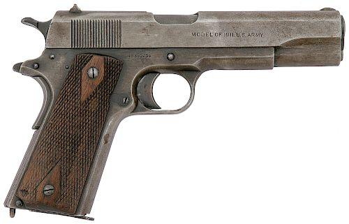 U.S. Model 1911 Semi-Auto Pistol by Colt