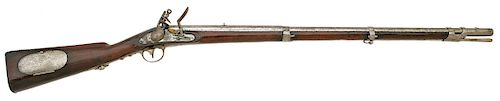 U.S. Model 1814 Flintlock Rifle by Deringer