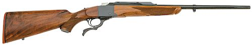 Early Ruger No.1 Light Sporter Falling Block Rifle