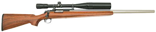 Remington Model 40XBR Custom Bolt Action Rifle