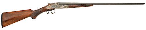 Crescent Firearms Quail Hammerless Sidelock Double Shotgun