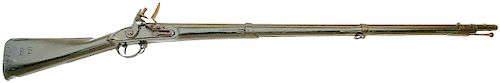 U.S. Model 1795 Flintlock Musket by Springfield Armory with State of Connecticut Surcharge