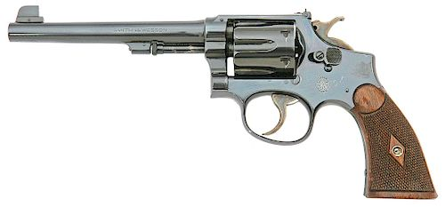 Smith and Wesson 38 Hand Ejector Target Model of 1905 Revolver